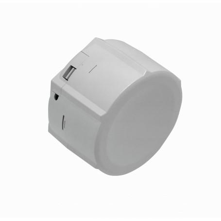 Internet 4G Mikrotik SXT-LTE-KIT SXT-LTE-KIT MIKROTIK 3G LTE-1-2-3-7-8-20-38-40 2-Sim 9dBi 60º 2-100(af) L3 no-WiFi