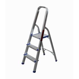ESCALERA-3 Escalera 3 niveles Aluminio 1,2mt