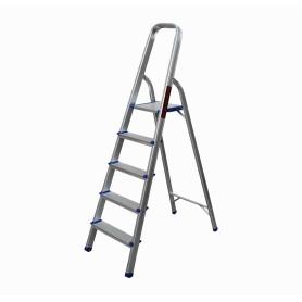ESCALERA-5 Escalera 5 niveles Aluminio 1,6mt