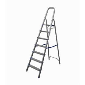 ESCALERA-7 Escalera 7 niveles Aluminio 2,0mt