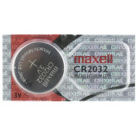 MAXELL Pila 3,2x20mm Litio Lithium Reloj 3V CR2032 para Placa Madre