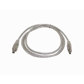 4Pin-Macho a 4Pin-Macho 1,5mt 1mt 150cm Cable Firewire iLink 1394B