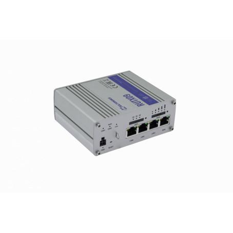 Internet 4G Teltonika RUTX09 RUTX09 TELTONIKA 4G/LTE-300mbps 2-Sim 3-.SMA-H Router 3-1000 1-WAN 1-USB