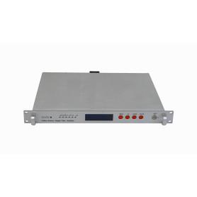 EDFA 1-LAN SC/APC(1-in 4-out) 1550nm 4x16dBm Amplificador Erbium Doped