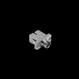 FC-SC Metal SM SX-Simplex Copla p/Fibra Adaptador p/Cabecera-CL/Caja