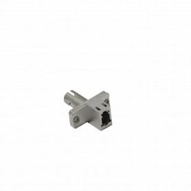 LC-ST Metal/Rectang SM SX-Simplex Copla Fibra Adaptador Cabecera-CL