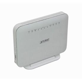 PLANET VDSL N300-2.4/5g Router 4-100 1-WAN-RJ11 2-USB Antena-Interna