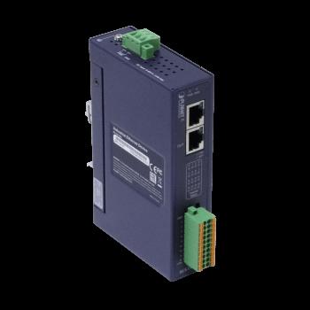 PLANET EtherCAT 16-Entradas I/O 2-RJ45 req9-48VDC 16-ch Digital Input