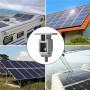 UPS / Panel Solar Generico FOTOSOP-T FOTOSOP-T T 31-41mm 40x21 Soporte Aluminio p/Panel Solar Fotovoltaico 1-Tornillo