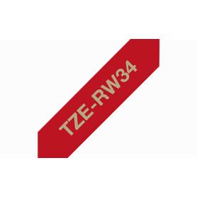 TZE-RW34 BROTHER Satin 12mm...