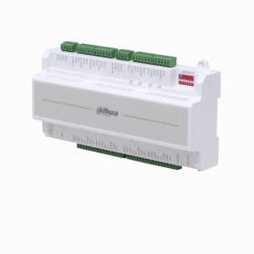 DAHUA 1-100 req-12V 9-Sensores 5-Salidas 4-Lectror-Tarj Control Acceso