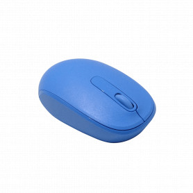MICROSOFT Mouse Cyan USB Inalambrico 2,4GHz inc/1-AA Celeste