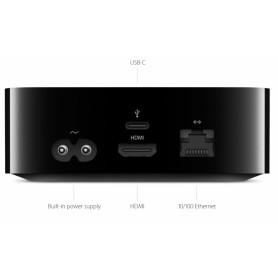 APPLE TV HD 4Gen 32GB 1-100 1-HDMI 1-USB-C WiFi Bluetooth Remoto-Touch