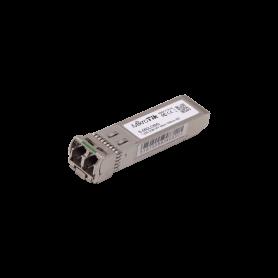 Mikrotik 2-LC 80km DDM SM 1550nm Modulo-SFP 1.25G 2-LC LC-DX MonoModo