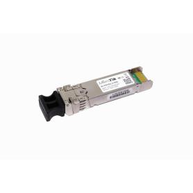 MIKROTIK 1510nm 10G SM 10km 2-LC Modulo SFP+ DDM p/CWDM-MUX8A Unitario