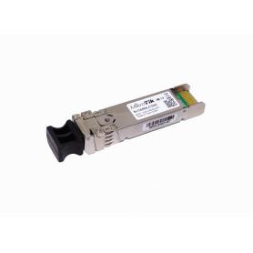 MIKROTIK 1550nm 10G SM 10km 2-LC Modulo SFP+ DDM p/CWDM-MUX8A Unitario