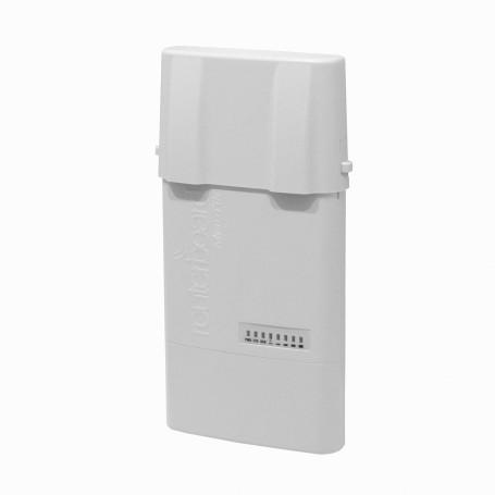 5ghz Conectorizado Mikrotik BASEBOX6 BASEBOX6 MIKROTIK 6GHz 2x2 5,9-6,4GHz 1-1000 2-RPSMA L4 Sim