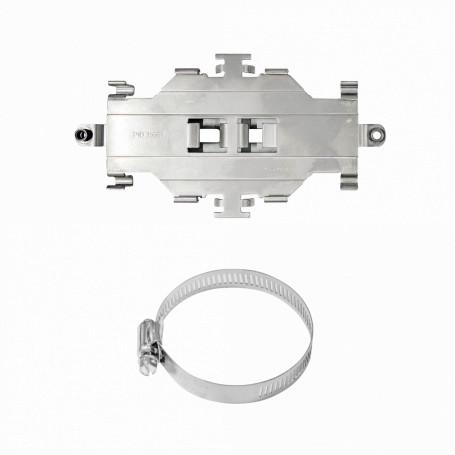 Industrial Mikrotik DINRAIL-PRO DINRAIL-PRO MIKROTIK Montaje en Riel Din 35mm x 7,5mm para Serie LtAP-mini DRP-LTM