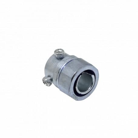 Flexible Metalico LinkChip MEMT20 MEMT20 20mm Union EMT a Flexible Conduit Adaptador Metalico