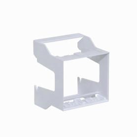 KALOP Porta 2-Modulo KEP para Riel Din-35mm Ancho-52mm Alto-65mm