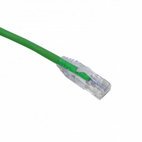 Cat6 entre 2,0 y 5,0mt FURUKAWA CP6V-3F CP6V-3F FURUKAWA 3mt Cat6 Verde U/UTP CM Cable Patch RJ45 Multifilar 35123405