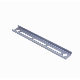 30cm 2-Perf Barra Metal Ranurada Soporte para CC-120 300x39x14mm
