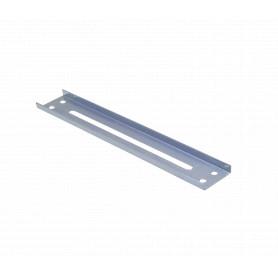 30cm 4-Perf Barra Metal Ranurada Soporte para CC-120 301x49x13mm