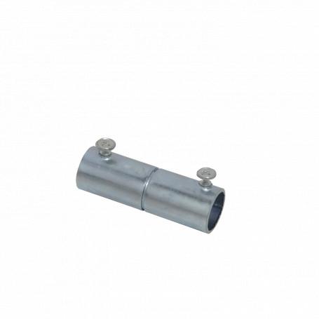 16mm Tubo y accs EMT LinkChip EMT16-AU EMT16-AU 16mm Acero Zincado Union para Conduit Rigido Metalico