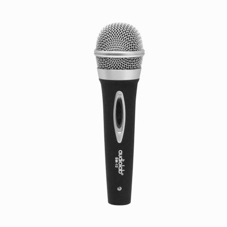 Audifonos / Parlante / Megafonia  MICROFONO-C MICROFONO-C Audiolab Microfono Direccional Mono 90Hz-13kHz XLR3 3,5mm 6,35mm SM12