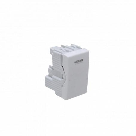 Pulsadores Kalop KEP-U KEP-U KALOP Blanco Pulsador N/A Unipolar Timbre 16A 250V req/KEP-A KL40130