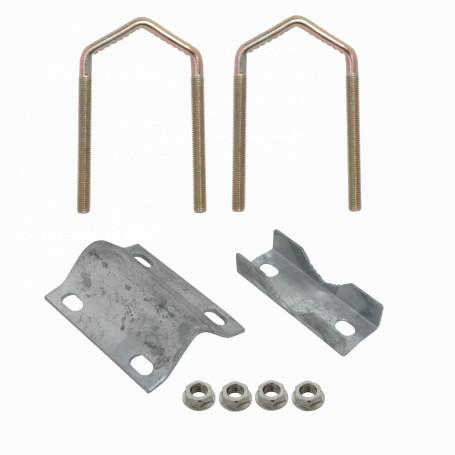 Mastil/accesorios Generico MOUVBP MOUVBP Abrazadera 25-50mm Metalica Horizontal-Vertical