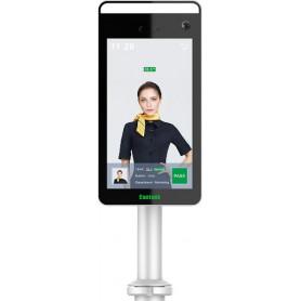 Control Acceso / Biometrico  S02T CONTROL DE ACCESO CON DETECCIÓN DE FIEBRE Y FACIAL S02T