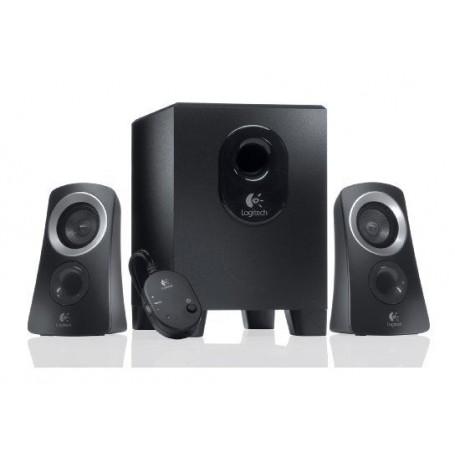 Audifonos / Parlante / Megafonia Generico 980-000664 Parlante para PC Logitech Z313, Sistema de altavoces con subwoofer