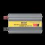 MEIND 300W Max-500W 12VDC-in 220VAC-out inversor c/Ventilador c/pinzas