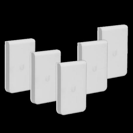UBIQUITI 5un 3-1000-LAN 2,4/5GHz 300/867 20dBm 140x87x26mm req-PoE48V