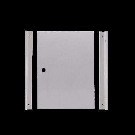 TIBOX 365x245mm Contrapuerta Metalic p/Tablero Gabinete 400x300 TIP-43