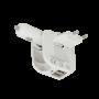 Transformador 5V 9V  F5-2U F5-2U 5V 2,1A 2-USB-AH Cargador 2-entradas 100-240V 12/24V-Auto req-cables