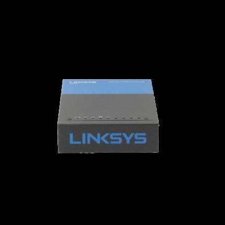 LINKSYS Router Dual 4-1000 2-WAN(1-DMZ) inc-12V