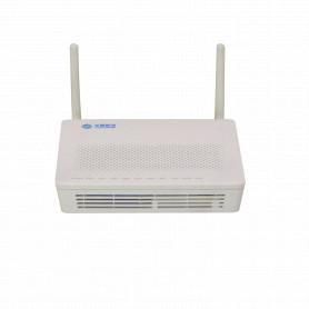 ONU-WIFI-FG -CM GPON ONU 4-100 1-SC-SM 1-USB 12V/12W-inc-Fuente WiFi-2,4 2-Ant-Fija