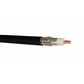 CA195 -CA195 CABLE X METRO SERIE 195 COAXIAL NEGRO