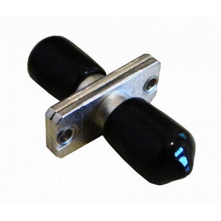 Adaptador copla miniplaca Fibra FAMTE FAMTE -ST-ST MM Rectangular SX Copla p/Fibra Adaptador p/Cabecera-CL p/Caja