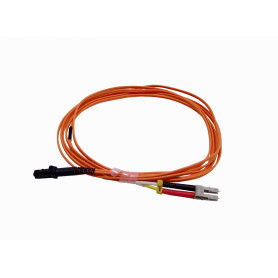 JFMLJ3 -3m LC-MTRJ OM1 MultiModo MM Duplex Jumper Fibra 2.0mm 62.5/125um