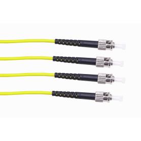 JFST-4 -ST/UPC SM 1,5mt 4-unidades Pigtail 150cm 0,9mm 1.5mt MonoModo 9/125um