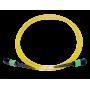 Sistema MPO/MTP Fibra JFSMM3 JFSMM -3mt MPO-MPO 12-Fibras Type-B MonoModo SM Jumper Cable Fibra LSZH 9/125