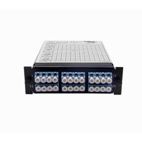 SCBTATMLCOM4242 -BRANDREX 24-LC 2-MTP Beta-RevB OM4 Cassette MM Polaridad-B Modulo