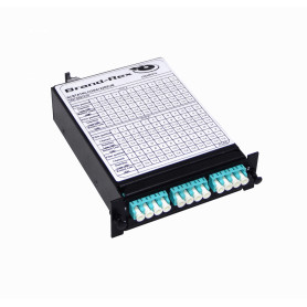 SCBTATMLCOM4122 -BRANDREX 12-LC 1-MTP Beta-RevB OM4 Cassette MM Polaridad-B Modulo