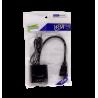 Conversor / Splitter / Switch Generico HDMIVGA HDMIVGA -HDMI-in VGA/DB15-out Audio-out 3,5mm-MM Conversor Video HDMI-M VGA-H