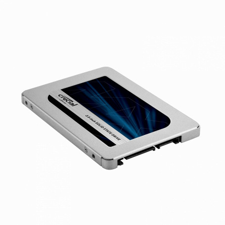 Disco Duro/SSD Crucial CT500MX500SSD1 SSD500 CRUCIAL 500GB Sata/600 2.5 7mm 560-510mb/s SSD Disco Duro Solido