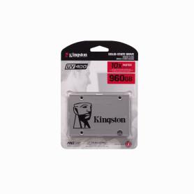 SSD96 -KINGSTON 960GB Sata3 2.5 7mm 550-500mb/s UV400 SSD Disco Duro Solido