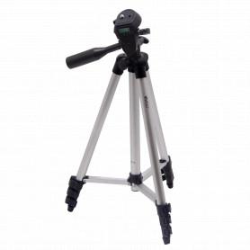 TRIPODE-FOTO -VIVITAR Tripode 16,5/50pulg para camara fotografica 2,3kg c/Bolso